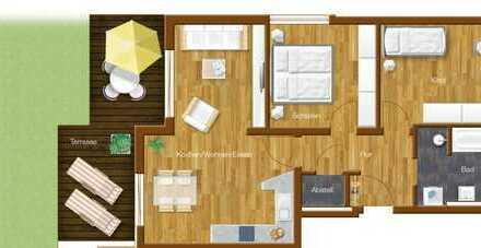 3-Zimmer Gartenwohnung in Traumhafter Lage