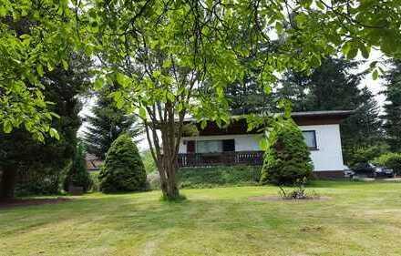 Einmalige Chance! Schönes Haus mit 2,5 Zimmern mitten im Grünen...