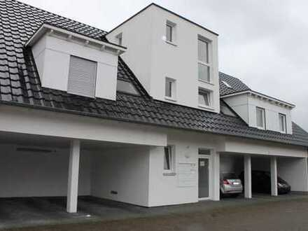 *reserviert* Junge 2-Zimmer-Wohnung mit Garten in der Anne-Frank-Str. in Rheine