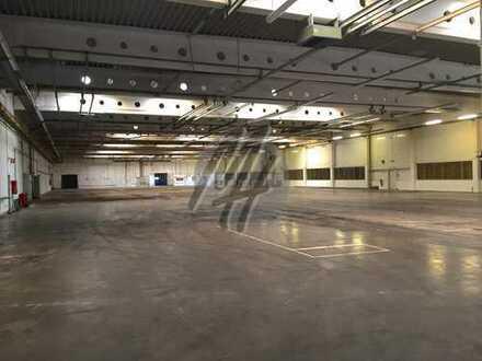 KEINE PROVISION ✓ SOFORT VERFÜGBAR ✓ Lager-/Produktion (5.900 m²) & Büro (800-1.200 m²) zu vermieten