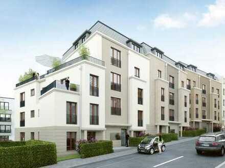 Erstbezug in Aachen-Lousberg: exklusive 3-Zimmer-Terrassenwohnung mit Garten