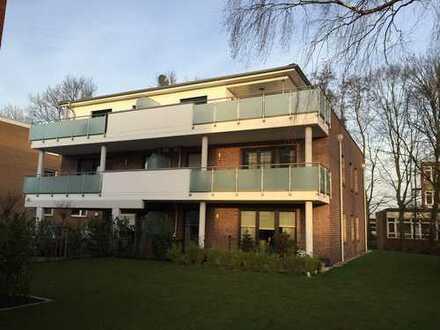 Schöne 2-Zimmer-Penthouse-Wohnung mit Dachterrasse in Bürgerfelde (Oldenburg)