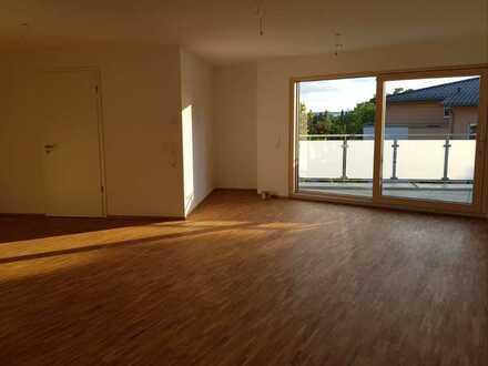 * Neubau * Erstbezug * Für Anspruchsvolle: schöne, sonnendurchflutete 2,5-Zimmer-Wohnung