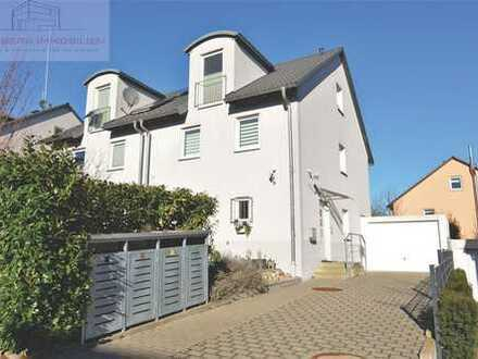 Moderne Doppelhaushälfte mit Skylineblick in Top-Lage Frankfurt- Riedberg (Erbbaurecht)