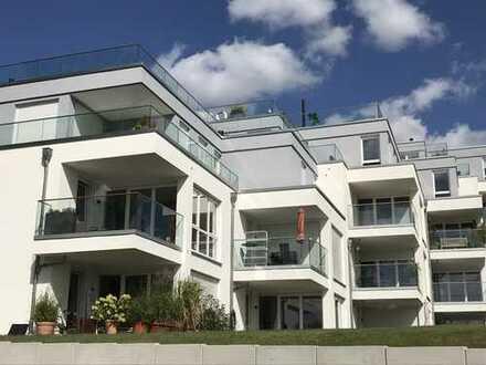 Vermietete Erdgeschosswohnung mit Terrasse und Garten! Direkt an der Spree!