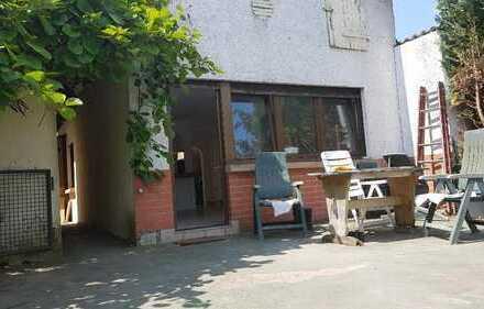 1 Z/K/B mit Terrasse (auf Wunsch auch mit Werkstatt)