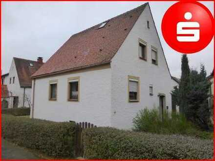 Ein-/Zweifamilienhaus in Kirchenlamitz