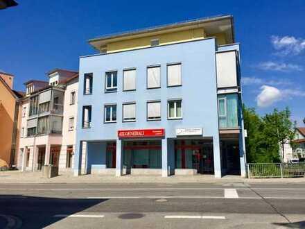 Mietangebot: Zentrale Büro- / Gewerbefläche in Leutkirch!