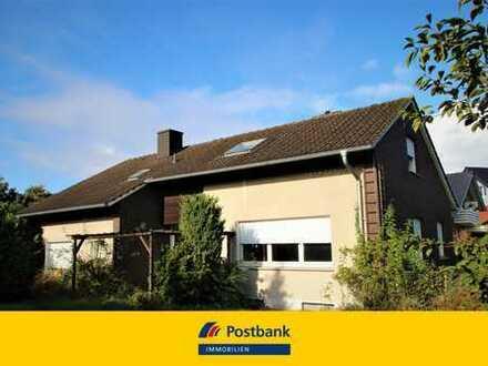 Einfamilienhaus mit Perspektive in bester Lage