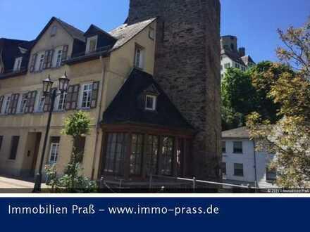 Top-Gelegenheit! Renovierte 1 Zimmer-Wohnung im historischen Gebäude von Oberwesel zu vermieten