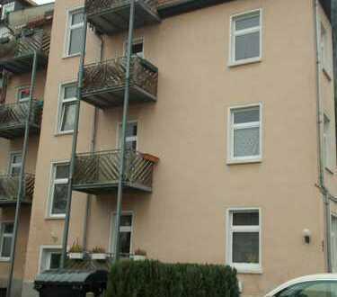 4-R-Wohnung mit kleinem Balkon