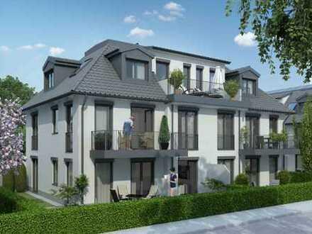 H05 L||I|V|I|N|G - Altaubing - Dachgeschosstraum auf einer Ebene mit Südterrasse