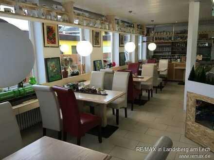 Einzigartiges Konzept - idyllische Lage - gut eingeführtes Gasthaus