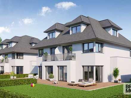 Exklusive Doppelhaushälften in Waldperlach am Oedenstockacher Holz