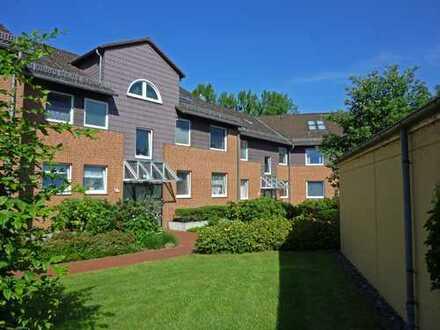 Helle 1,5-Zimmer-Wohnung in Bad Harzburg mit Blick ins Grüne!