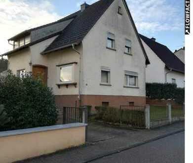 Freistehendes 1-2 Familienhaus in Münchweiler an der Rodalb
