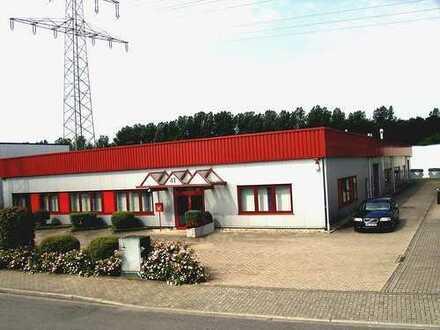 Attraktives Gewerbeobjekt (Büro-/Nutzfläche 288 m²-Produktionsfläche 816 m²) -Provisionsfrei