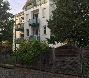 Singlewohnung mit Balkon in Coswig