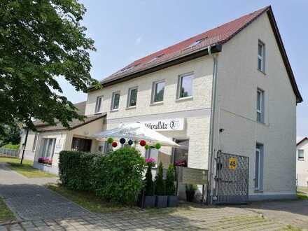 Wohnung in Wandlitz, 2 Zimmer, Gartennutzung