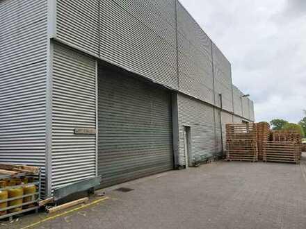 Gewerbeimmobilie inkl. Hallen- und Bürofläche mit Wohnhaus in Rietberg
