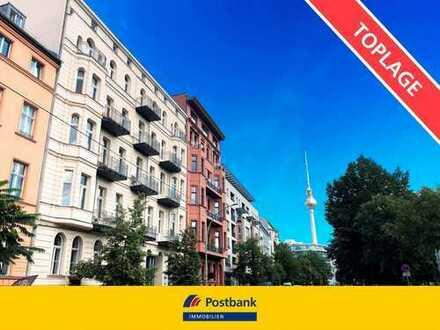 Beste Lage in Berlin mit Parkoase - Oranienburger Str. - ruhig aber absolut zentral