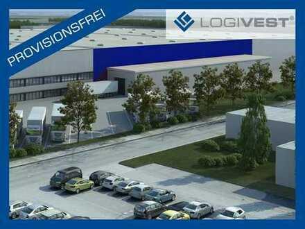 Provisionsfrei ! Neubau einer Lagerhalle mit 20.000 m² in der Nähe von Frankfurt am Main