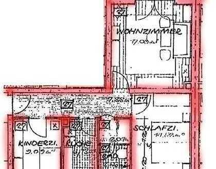 Frisch renovierte Wohnung in Top Lage