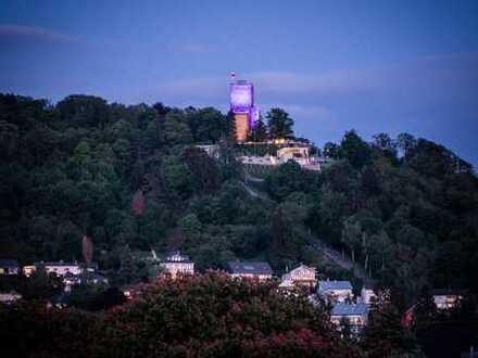 Großzügige 2-Zimmerwohnung auf dem Durlacher Turmberg