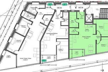 ***Barrierefreie 3 ZKB-Eigentumswohnung mit Balkon in top Citylage in 68723 Schwetzingen!