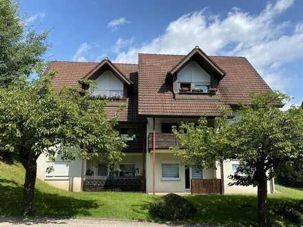 Kauf statt Miete 3 Zimmer-Eigentumswohnung mit großem Balkon in Gernsbach