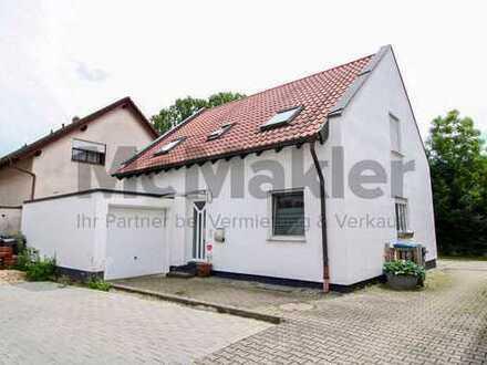 Zuhause am Ufer der Fils: Neuwertiges 5-Zi.-EFH mit Südterrasse und Garten