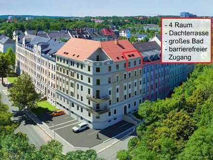 Eigentumswohnung in Chemnitz- Altendorf, Maisonette mit viel Platz