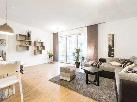 ++ Diese barrierefreie 3-Zi-Wohnung mit Balkon, Carport und Aufzug! ++