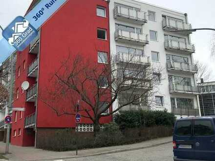 Über den Dächern von Harburg! Freie 2-Zi.-Eigentumswohnung mit Fahrstuhl in Zentrumsnähe