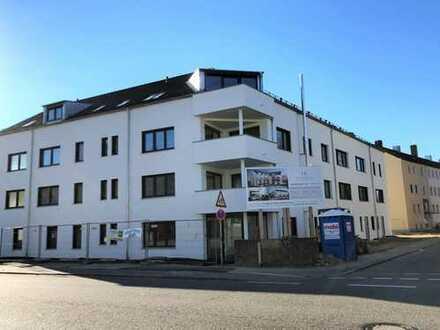 E & Co. - Erstbezug im April 2019. Hochwertige, moderne 3 Zimmer Wohnung mit großem Balkon.