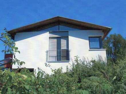 Modernes, energieeffizientes Architektenhaus mit sieben Zimmern in Leidersbach