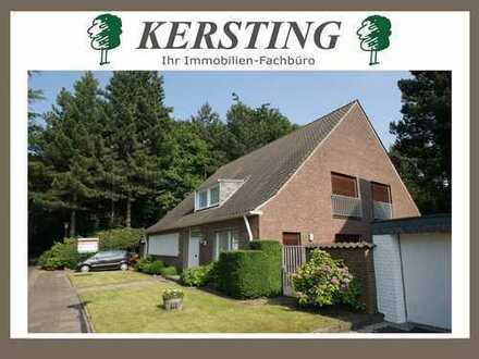KR-BOCKUM! Wunderschönes freistehendes Ein-Zweifamilienhaus mit großem Süd-Garten.
