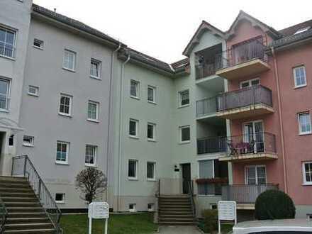 sehr schöne vermietete Wohnung in Weida zu verkaufen