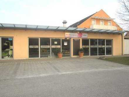 Brück Immobilien - 2 Läden - Vermietete ca. 205 m² gewerbliche Ladenfläche