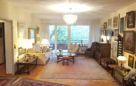 Offene 3-Zimmer-Wohnung in ruhiger Lage