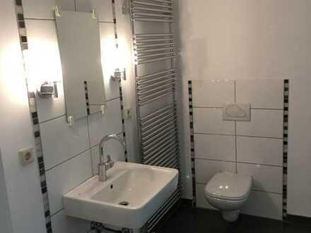 Erstbezug nach Sanierung mit Terasse: freundliche 1-Zimmer-Erdgeschosswohnung in Bassum