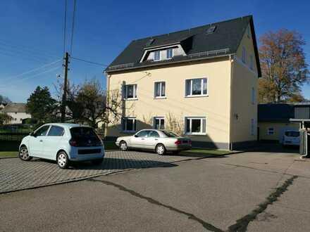 Gemütliche kleine Wohnung 2,5 Zimmer im Ober- und Dachgeschoss