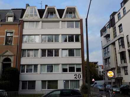 Bezahlbare 1-Zimmer Wohnung für den Weser-Liebhaber