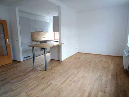 !! Neue Einbauküche, neues Parkett, 2-Raum-Wohnung neu renoviert im Stadtteil Hilbersdorf !!