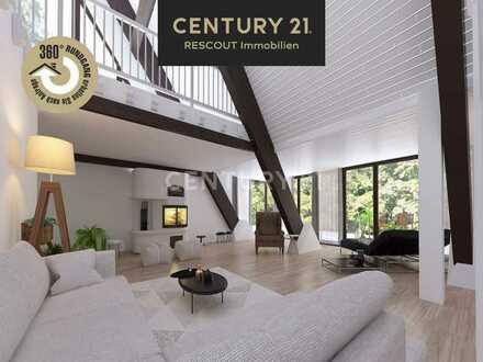 C21-Architektenvilla Lichtpunkt!