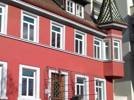 Tolle Stadtwohnung - Dachgeschoß-Maisonette