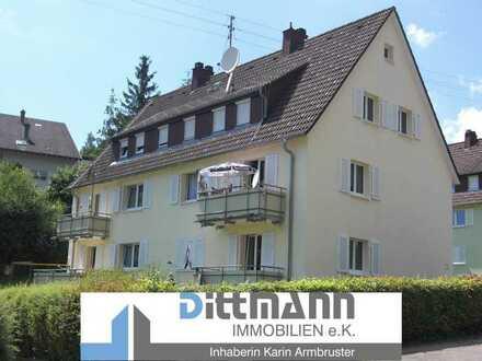 Gemütliche 3-Zimmer-Dachgeschoss-Wohnung