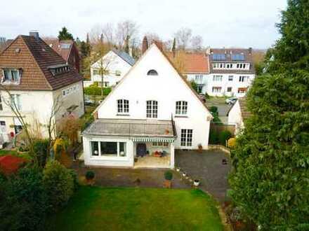 Hochwertiges, freistehendes Einfamilienhaus mit Garage in der Dortmunder Gartenstadt zu verkaufen