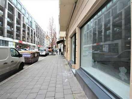 Prenzlauer Berg: Pasteurstr.: Einzelhandelsfläche im Bötzowkiez, ca. 84 m², bezugsfrei