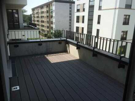 Wohnung in Köln-Marienburg, provisionsfrei zu vermieten!